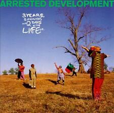 ARRESTED DEVELOPMENT - 3 YEARS 5 MONTHS & 2 DAYS IN THE LIFE OF  -  CD, 1992
