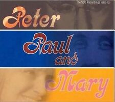 Peter, Paul & Mary: The Solo Recordings