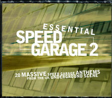 ESSENTIAL SPEED GARAGE 2 - 2 CD COMPILATION  [860]