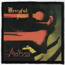 MERCYFUL FATE PATCH / SPEED-THRASH-BLACK-DEATH METAL