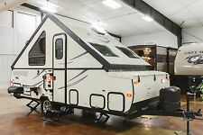 New 2017 T21TBHW A Frame Hard Side High Wall Pop Up Camping Trailer Trailer