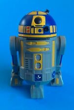 Star Wars 2015 Disney BAD Build a Droid Factory R8-B7 Gray Blue R2 Imperial Hat