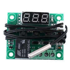 -50 to 110°C DC12V Heat Cool Temp Temperature Control Switch Relay Delicacy NEW