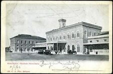 1905 - Bologna - Stazione Ferroviaria