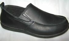 Mens CROCS Loafer Shoes SZ 11 Casual Slip - Ons Black