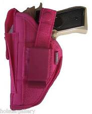 Pink Gun Holster w/Mag Pouch fits Beretta PX4 Subcompact Use Left or Right Hand