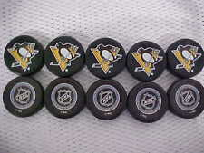 2016 NHL Pittsburgh Penguins National Hockey League Mini Puck Charms Lot of (10)