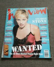 MAGAZINE ANDY WARHOL'S INTERVIEW - KEVIN SPACEY - COURTNEY LOVE - FEBRUARY 1997