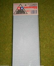 Tamiya FINISHING ABRASIVES MEDIUM SET 5 Sheets 87009