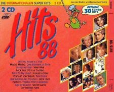 Hits '88 (International; Ariola) Whitney Houston, Blue System, CC Catch.. [2 CD]