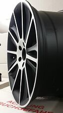 ASA AR6 8,5 und 9,5x19et30 Schwarz Front poliert