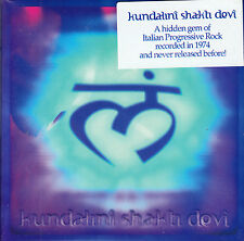 KUNDALINI SHAKTI DEVI same (1974) Foldout Digipack CD NEU