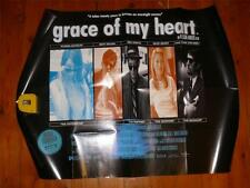 UK Quad Film / Movie Poster ~ Grace of my Heart ~ Folded four times