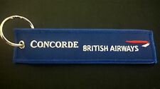BRITISH AIRWAYS *** CONCORDE *** REMOVE BEFORE FLIGHT TAG!!!