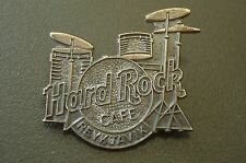 HRC Hard Rock Cafe Reykjavik Drum Set Old Style Sterling Silver LE125 XL Fotos