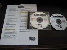 Hard Drive 45 US DBL Radio Show CD Sponge Bush Korn Local H Metallica