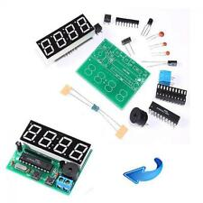 DIY Kit Digital LED Production Clock Kits C51 4 Bits Electronic