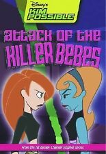 Attack of the Killer Bebes (Disney's Kim Possible, No. 7)-ExLibrary