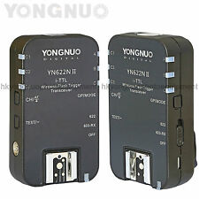Yongnuo Updated YN-622N II Wirelss Flash Trigger HSS 1/8000 + TTL for Nikon