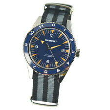 007 Debert sapphire glass Blue Dial Luminous Automatic Mechanical Watch china