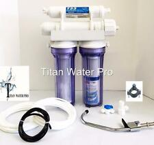 Water Filter UF Ultra Filtration 5 Stages Sediment,GAC,Carbon,UF Membrane,Post