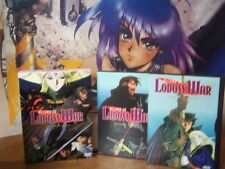 Record of Lodoss War - Complete Collection Art Box Set U.S. Manga Anime DVD USED