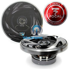 "FOCAL AUDITOR RIP-130C CAR 5.25"" 2-WAY COAXIAL SPEAKERS BUILT IN TWEETERS NEWNEW"