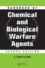 Handbook of Chemical and Biological Warfare Agents, Second Edition by Ellison,