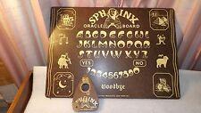Vintage Sphinx Oracle Ouija Board Cowan Products New York