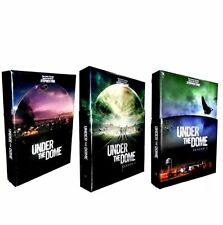 Under the Dome: The Complete Seasons 1-3 (DVD, 2015, 12-Disc Set) 1 2 3