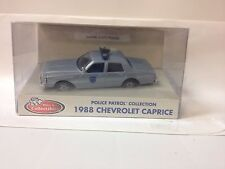 1:43 Scale White Rose Collection Maine State Police 1988 Chevrolet Caprice