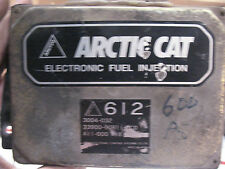 Arctic cat zr zl 500 600 efi ecu computer brain box ignition EFI 3004-032 612