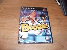 Boogie: Shake It Sing It Create It (Sony PS 2 PlayStation 2 Game, 2007) NEW