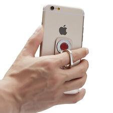 Magnétique Support de bague universel aluminium rotatif 360° pour Smartphones