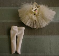 Vogue Ginny Ballerina Outfit Leotard and White Thighs for Ginny Doll