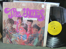 the HOLLIES Evolution LP 1967 STEREO epic orig bn26315 1C/1C stampers w/shrink!