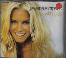 Jessica Simpson-With You Promo cd single