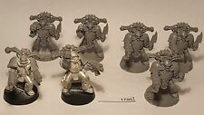 Games Workshop Warhammer 40k Chaos Space Marine Plague Marines Nurgle OOP 1795