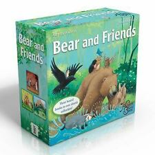 NEW - Bear and Friends: Bear Snores On; Bear Wants More; Bear's New Friend