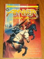 Amber Guns of Avalon Book 2 by DC Comics (Paperback 1996)