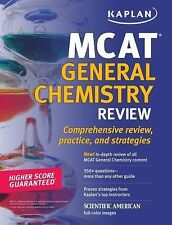 Kaplan MCAT General Chemistry Review-ExLibrary