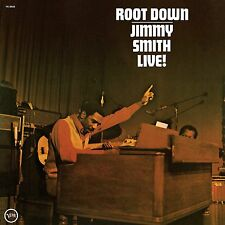 Jimmy Smith ROOT DOWN - JIMMY LIVE! 180g VERVE RECORDS New Sealed Vinyl LP
