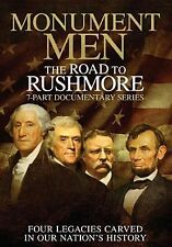 MONUMENT MEN: THE ROAD TO RUSHMORE - DVD - Sealed Region 1