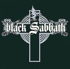 BLACK SABBATH - GREATEST HITS D/Remaster CD ~ BEST OF ~ 70's OZZY OSBOURNE *NEW*