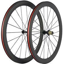 Basalt Brake Line 50mm Clincher Carbon Wheels R13 Matte Carbon Road Wheelset