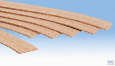GM231 Gaugemaster N Scale Cork Underlay N Scale 2mm Trackbed 6