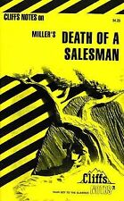 Miller's Death of a Salesman (Cliffs Notes) Roberts, James L. Paperback