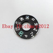 New Function Dial Model Button Label for Canon EOS 6D Digital Camera