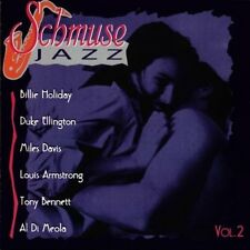 Schmuse Jazz 2 (Sony) Billie Holiday, Duke Ellington, Miles Davis, Louis .. [CD]
