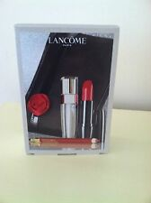 Lancome  Glamorous In Red, Lipstick, Gloss & Liner SET BRAND NEW HOLIDAY